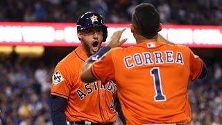 Houston Astros vs. LA Dodgers 2017 World Series Game 7 Highlights | MLB