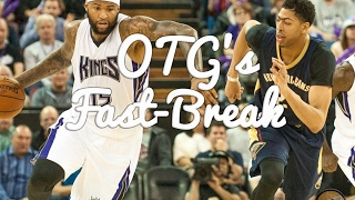 OTG's Fast-Break: Cousins to New Orleans