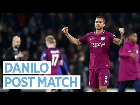 Video: MANY TEAMS PARK THE BUS | Danilo Post Match Interview | Cardiff 0-2 Man City