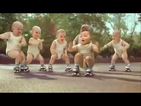 Publicidad Muy Buena de Bebes | Bebes Graciosos