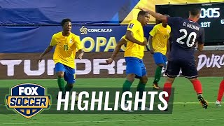 SUBSCRIBE to get the latest FOX Soccer content: https://www.youtube.com/user/Foxsoccer?sub_confirmation=1 Full group stage highlights between Costa Rica and ...