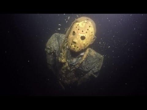 Tässä järvessä sukeltajaa odottaa jäätävä yllätys