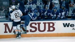 Super Slo-mo: Sid, Chara, Jagr and Burns by NHL