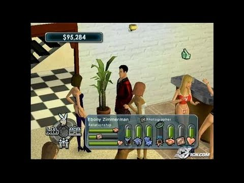 cheat playboy the mansion playstation 2