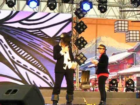 Japan Festa in Bangkok 2012 by Mainichi – Team 8 – Reborn