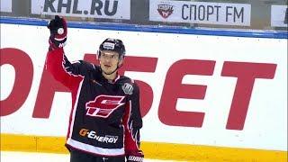 Меньшиков приносит победу в сибирском дерби