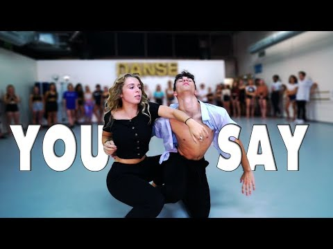 Video YOU SAY - Lauren Daigle  | Contemporary dance| Choreography Sabrina Lonis download in MP3, 3GP, MP4, WEBM, AVI, FLV January 2017