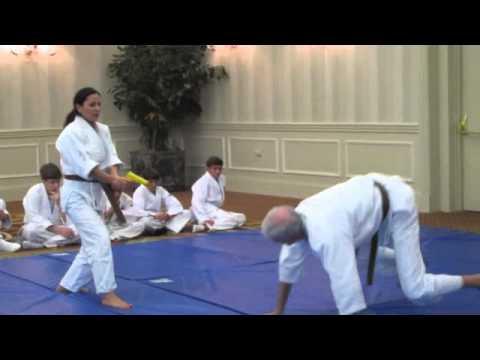 Angie Seibukan Jujutsu – Shodan Level