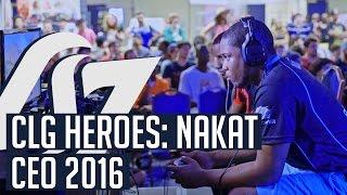 CLG Heroes Ep 2: NAKAT – CEO 2016