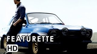 Fast&Furious 6 Featurette Hints at Letty's Origin Story