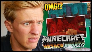 The 1.16 Update We NETHER Thought We Needed!!   MINECRAFT 1.16 NETHER UPDATE!! *MY THOUGHTS!!*