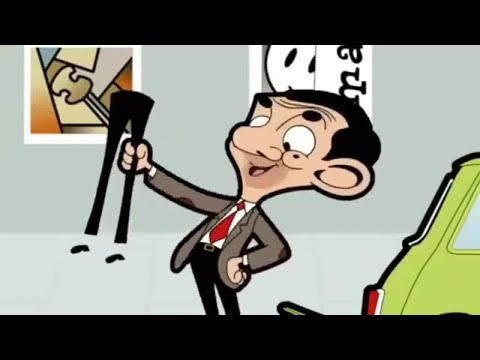 Mr Bean Full Episodes ᴴᴰ About 1 Hour -The Best Cartoons - Special Collection 2016 [ SO FUNNY ] P2