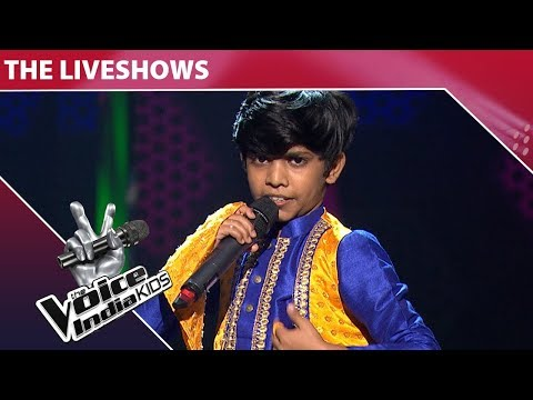 Fazil Performs On Main Nikla Gaddi Leke | The Voice India Kids | Episode 33