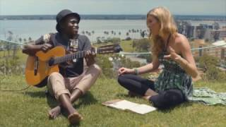 Here is a video of a collaboration we did with Deltino Guerreiro from Mozambique.