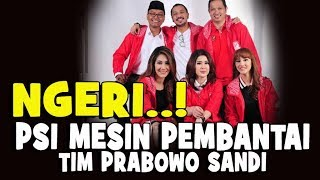 Video WOW...NGERI PSI SEKARANG JADI MESIN PEMBANTAI TIM PRABOWO SANDI MP3, 3GP, MP4, WEBM, AVI, FLV April 2019