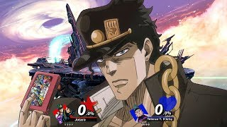 Video Jotaro plays Super Smash Bros Ultimate MP3, 3GP, MP4, WEBM, AVI, FLV September 2019