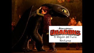 Video El regalo del furia nocturna de Como Entrenar a tu Dragón (castellano) MP3, 3GP, MP4, WEBM, AVI, FLV Januari 2019