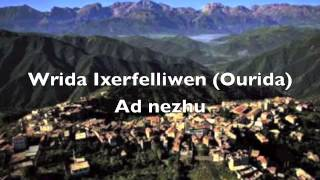 Wrida Ixerfelliwen (Ourida) - Ad nezhu