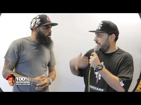 vickuno - Stalley interview at Power 106 with DJ Vick One.