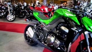8. 2015 Kawasaki Z1000 ABS
