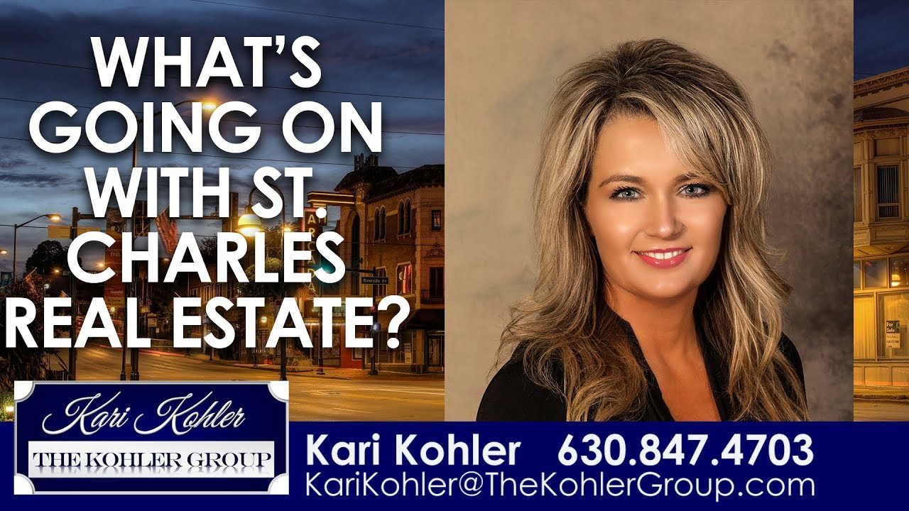 What's Going on With St. Charles Real Estate?
