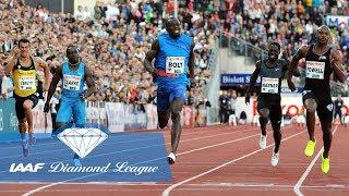Video The 8 Fastest Ever Men to Run a Diamond League 100m - IAAF Diamond League MP3, 3GP, MP4, WEBM, AVI, FLV November 2018