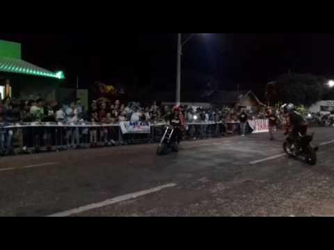 Show de motos em Aquidauana-MS