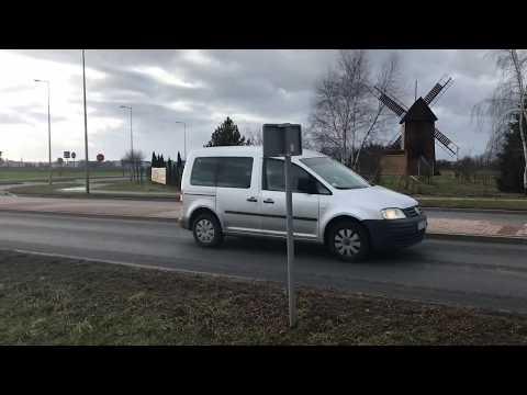 Wideo1: Mieszkańcy os. Grzybowo w Lesznie wystąpili z petycją o wybudowanie tu ronda