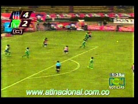 Junior vs Atlético Nacional en el Metropolitano Roberto Meléndez