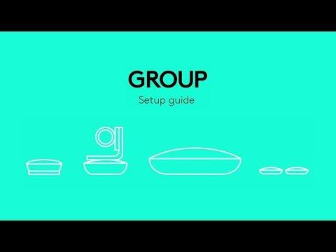 How To Setup Logitech Group