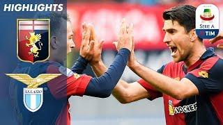 Video Genoa 2-1 Lazio | First-half Lazio Goal Cancelled Out by Genoa | Serie A MP3, 3GP, MP4, WEBM, AVI, FLV Maret 2019