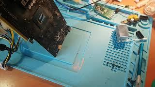 Asus gtx p106-100 ремонт.