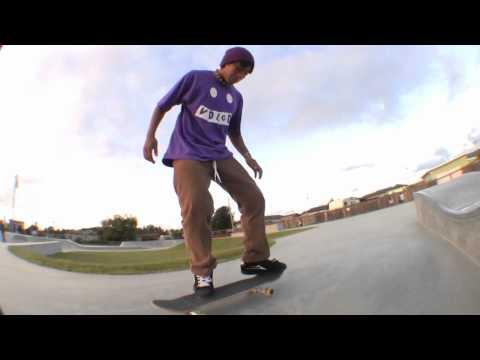 Skatepark Saturdays #33: Willie Clark @ FB Skatepark