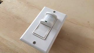 Video Como conectar un sensor de movimiento INSTALACIONES ELECTRICAS MP3, 3GP, MP4, WEBM, AVI, FLV Agustus 2018