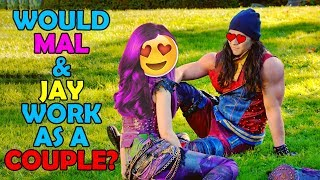 DESCENDANTS 2 🍎 Would MAL and JAY Work as a COUPLE? 💞 DESCENDANTSHIPS Ep. 1 💑