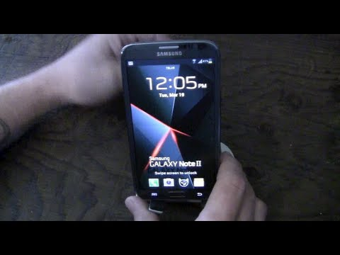 What's on … my Samsung Galaxy Note 2