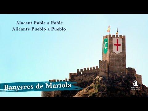 BANYERES DE MARIOLA. Alicante pueblo a pueblo