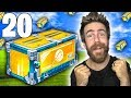 20 NEW ELEVATION ROCKET LEAGUE CRATE OPENING!
