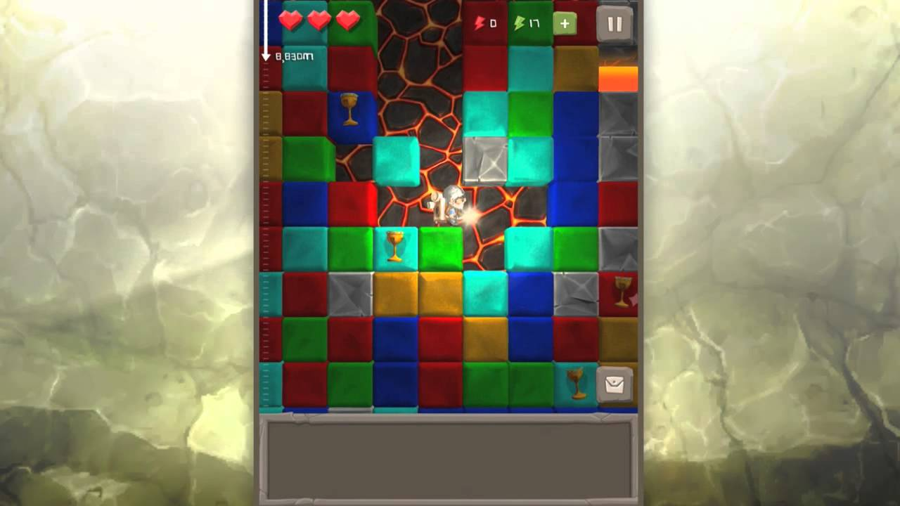 TouchArcade Game of the Week: 'Puzzle to the Center of the Earth'
