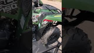 7. 2019 Kawasaki Brute Force 750. NEW at RMK
