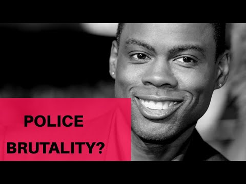 How not to get your ass kicked by the police - Chris Rock