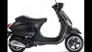 2. 2013 Vespa S 150 Sport SE Scooter announced - horsepower - New Model next gen redesign