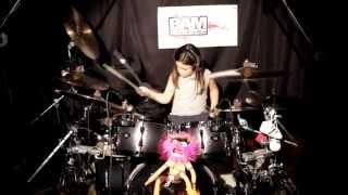 Drummer Timo - Daft Punk - Giorgio by Moroder