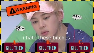 Video BTS CRACK- JIMIN IS VERY ANGRY MP3, 3GP, MP4, WEBM, AVI, FLV Maret 2018
