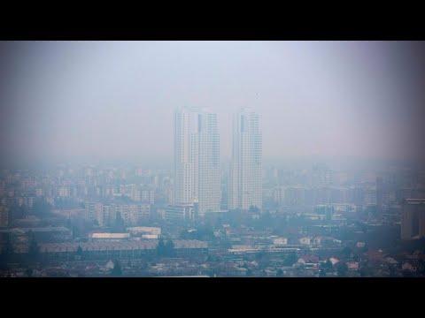 Mazedonien: So schlecht lebt es sich in Europas dreckigster Stadt