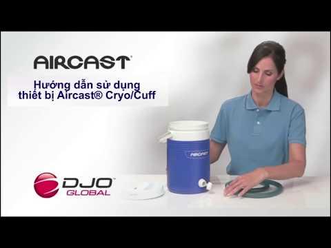 Thiết bị giảm đau bằng áp lực lạnh Cryo Cuff - Giới thiệu