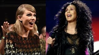 Famous People Reacting to Cher!!!!