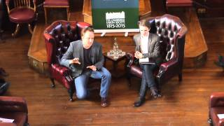 Bradley Whitford At The Cambridge Union Society