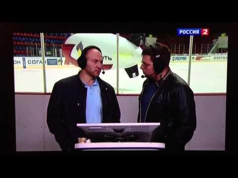 Дирижабль Роснефть в прямом эфире ТК Россия 2