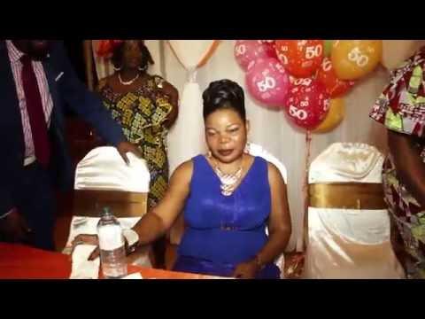 TÉLÉ 24 LIVE: Maman Mado fête ses 50 ans à Toronto, Canada